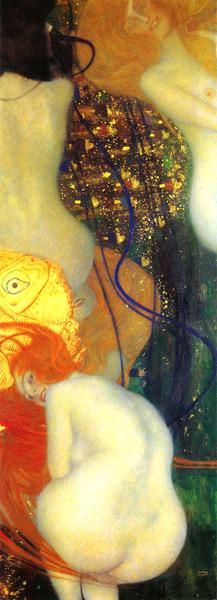 轮廓与镶嵌:古斯塔夫·克里姆特的作品赏析【11】