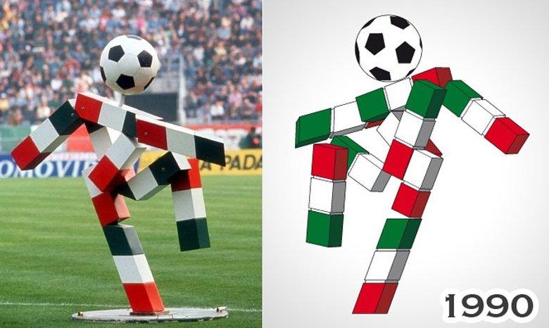 组图:盘点历届世界杯吉祥物【7】