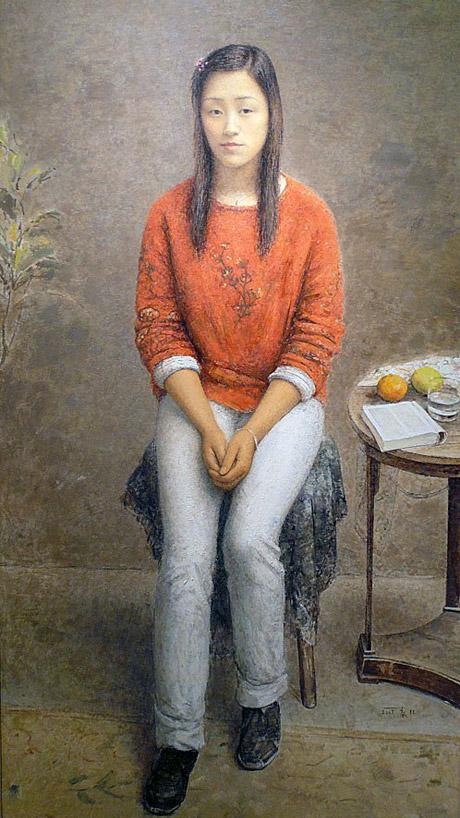 张春林最新博客_柔和的光线:朱春林油画作品欣赏【3】--艺术收藏--人民网