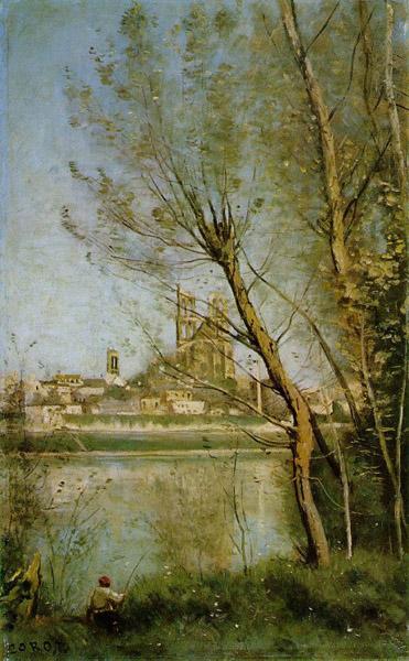 法国古典派画家柯罗油画作品欣赏【7】
