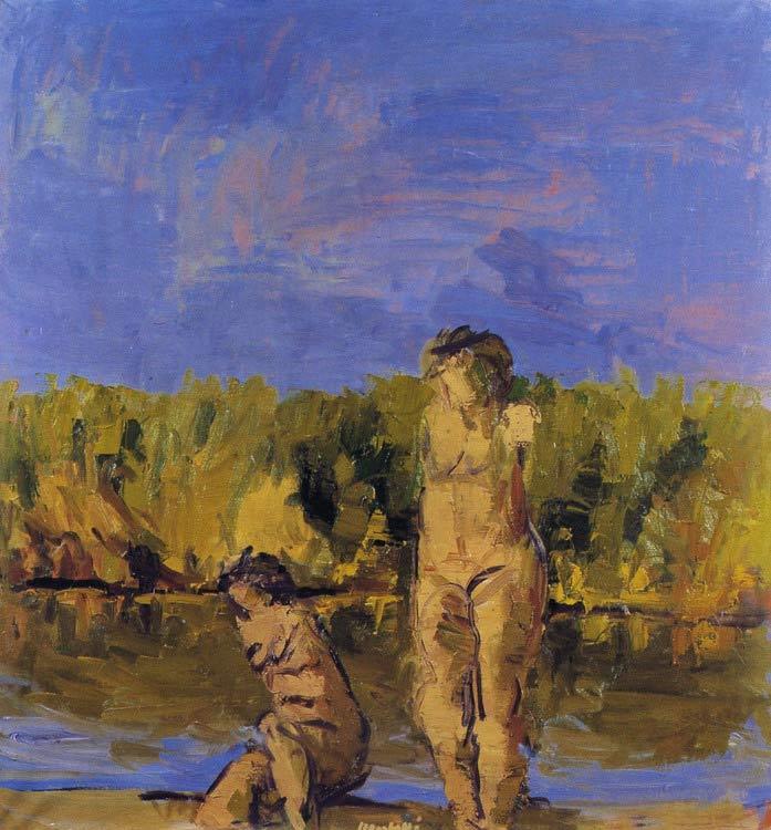 意大利浪漫主义画家雷纳托·古图索油画欣赏--艺术