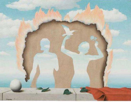 3幅马格利特超现实作品将登纽约佳士得拍场