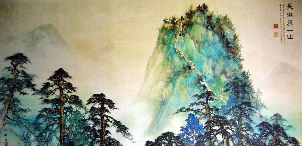 黎红波油画风景