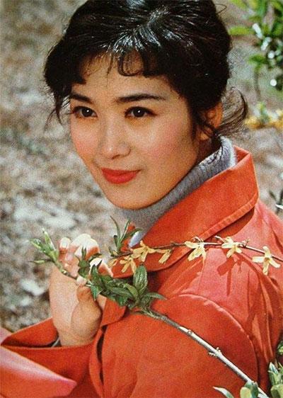 上世纪八十年代的美女演员