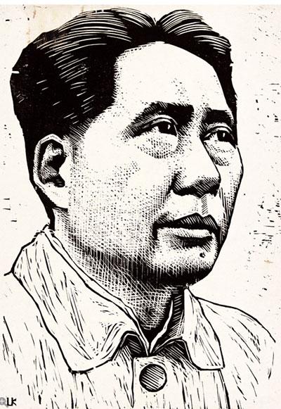 纪念毛主席诞辰122周年 有和蔼有威严 看艺术创作中的毛泽东形象