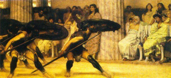 丽萨·斯巴克斯_阿尔玛·达德玛唯美古典油画欣赏(高清组图)--艺术收藏--人民网