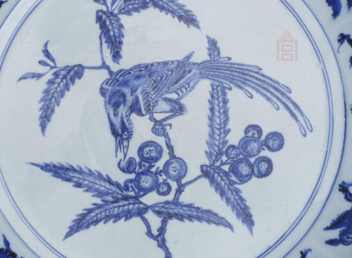 美丽的青花瓷绘画内容 美丽的青花瓷绘画图片