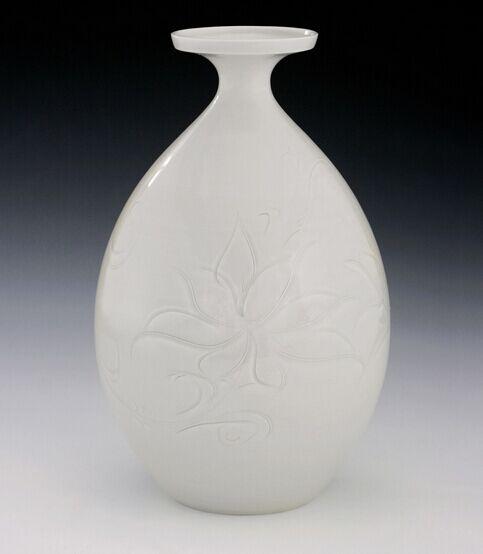 花瓶素描步骤图解