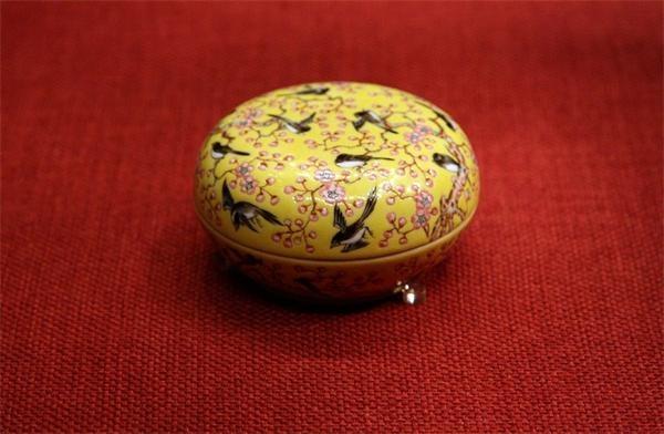 解密老佛爷的瓷器人生慈溪御用奢华瓷器欣赏(一)