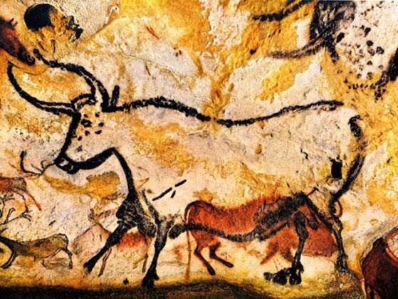石器时代古人类的艺术
