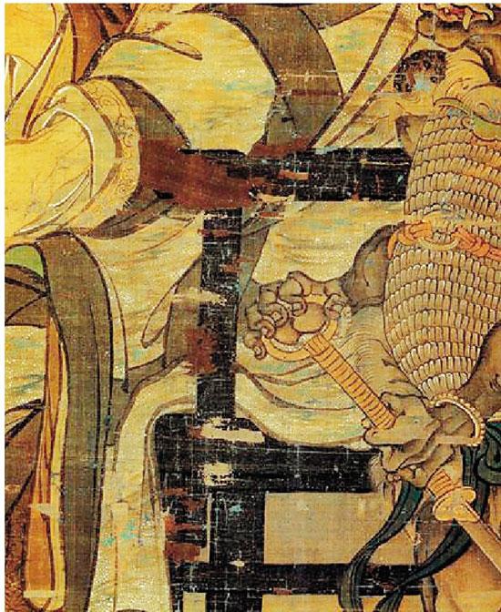 美国弗利尔美术馆藏《释迦如来十六罗汉像》