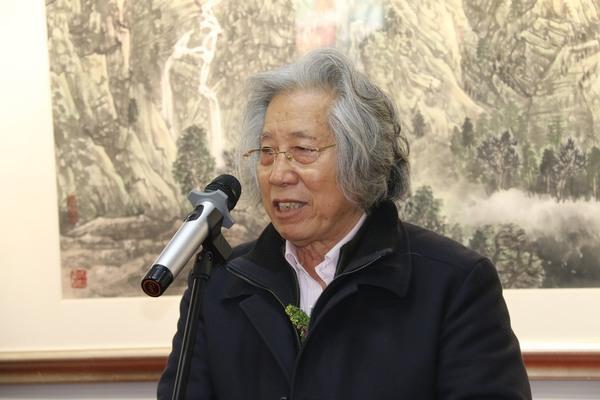 馆暨风云雅怀 中国画名家邀请展 在雄县风云美术馆隆重开幕