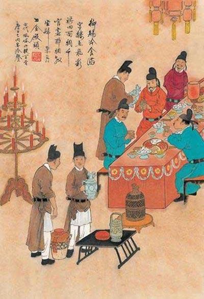 有民俗学者称,清明节既是断魂之日,也是快乐嬉戏之日
