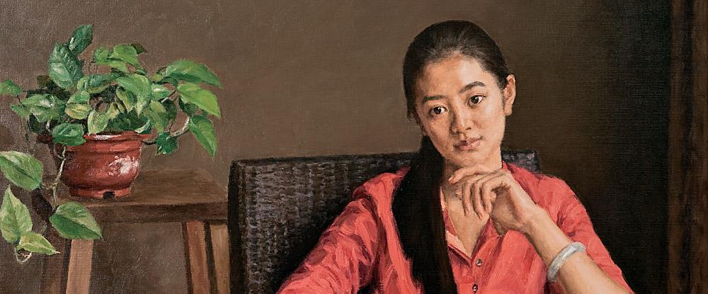 杨飞云油画作品网上展厅