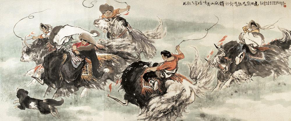 马振声中国画作品网上展厅
