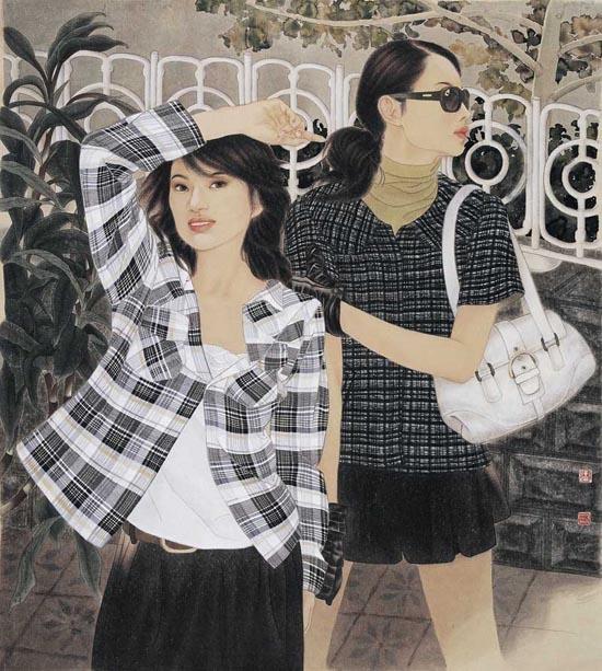 花衫系列——阳宝 2007年
