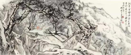 禅风诗韵——陈玉圃作品展