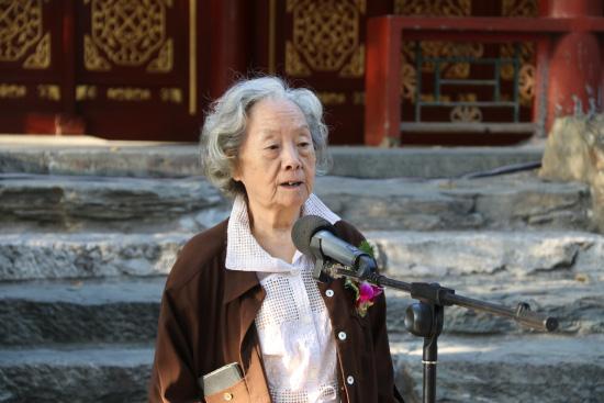 蒋采苹 中国美术家协会中国重彩研究会 会长、中央美术学院 教授
