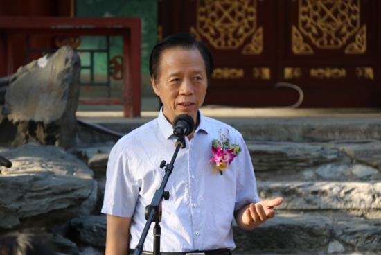 王文章 文化部 原副部长、中国艺术研究院 名誉院长