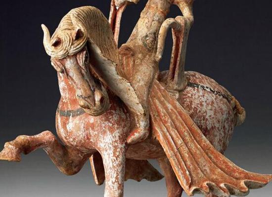 唐代雕塑艺术作品赏析(三)--书画--人民网