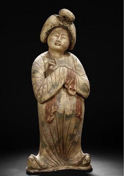 唐代雕塑艺术作品赏析(四)--书画--人民网