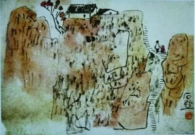 谈最具情性的画家陈子庄的情愫之画