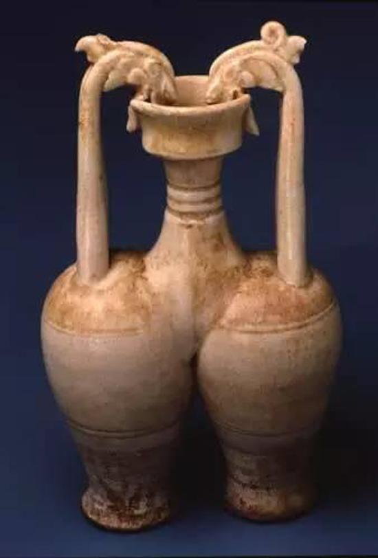 国家博物馆所藏隋唐白瓷,有墓葬出土和传世品