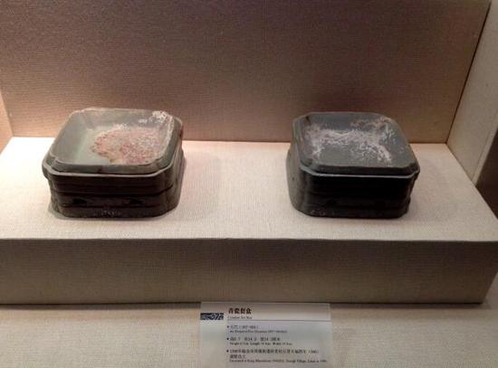 高端大气 吴越国王夫人马氏陵墓——康陵欣赏(二)