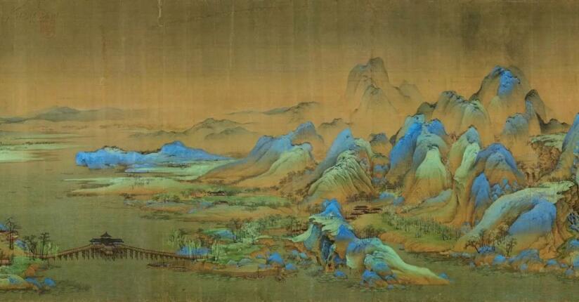 繁华如梦:两宋国家画院繁华如梦:痴迷绘画的帝王不少