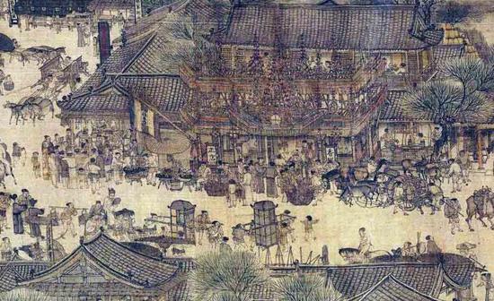 """宋代的""""五大名窑""""制瓷业繁荣,流传至今的瓷器价值连城"""