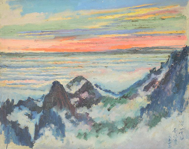黄山云海是黄山独特的自然景观,置身其中犹入蓬莱仙境