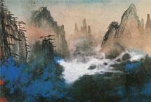 """繁华与静谧——品宗其香的画宗其香与李可染、李斛、蒋兆和,并称为新中国中国画改革的四大旗手。他深受其援洋入华、中西融合思想的陶染,一生""""宗法中西,励志向学"""",徐悲鸿先生称赞其""""笔墨管含无数物象光景,突破古人的表现方法,此为中国画的一大创举""""。【详细】"""