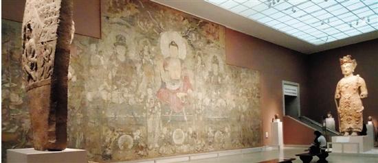 大都会艺术博物馆是美国最大的艺术博物馆,世界四大博物馆之一