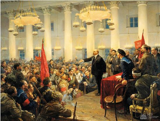 苏联艺术家在战争年代创作的作品,也多侧面地反映当时的战斗生活