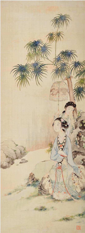 流芳未歇——明清时期女性画家作品展