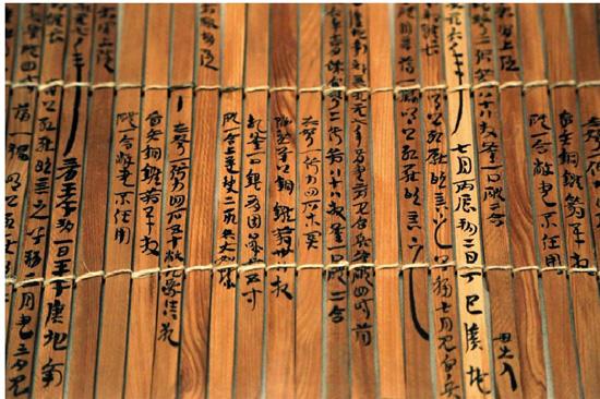 先知先觉的沈寐叟以后,简牍书法研究又沉寂了上百年