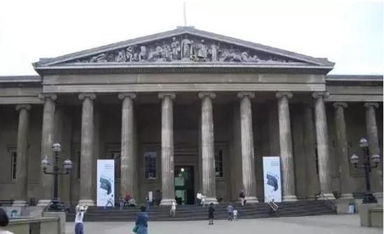 大英博物馆是收藏中国流失文物最多的一家,竟达2.3万件