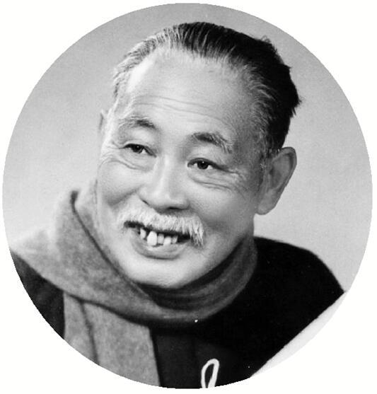 81岁的吴昌硕先生作 《水仙佛手图》 赠诸乐三