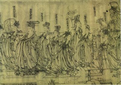 《朝元仙仗图》最早出现在《常惺惺斋日记(外四种)》