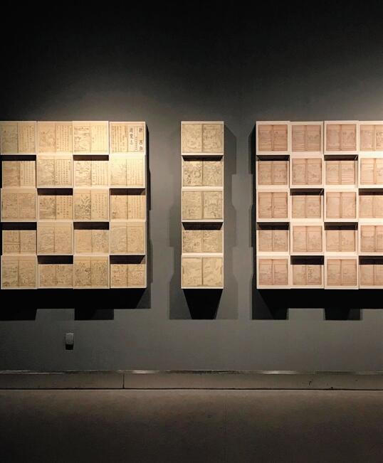 水印版画作为中国的独特技艺  蕴含着中国的东方美学精神