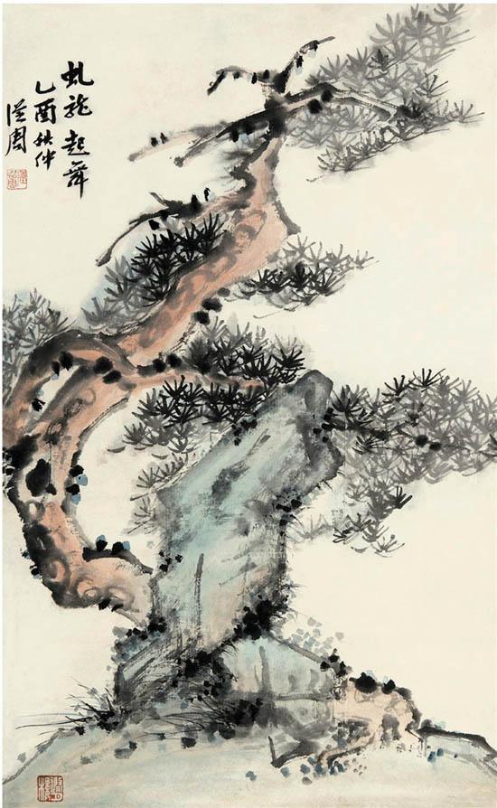 陈从周心系古建园林图片