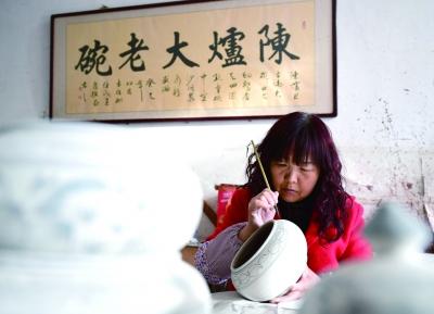 陕西铜川:千年耀州瓷再出发