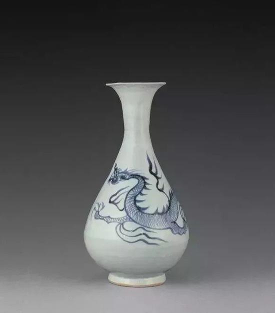 瓶中三宝之玉壶春瓶欣赏