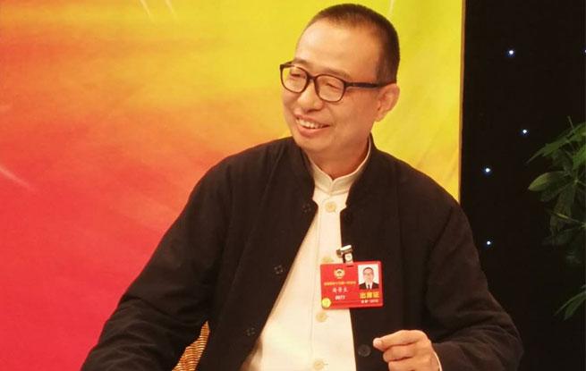 全国政协委员潘鲁生:振兴农村文化建设