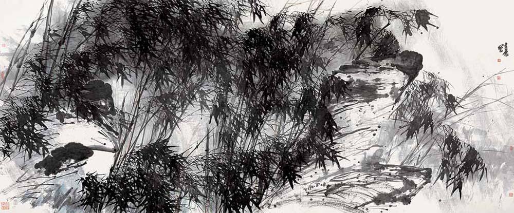 张立辰中国画作品网上展厅