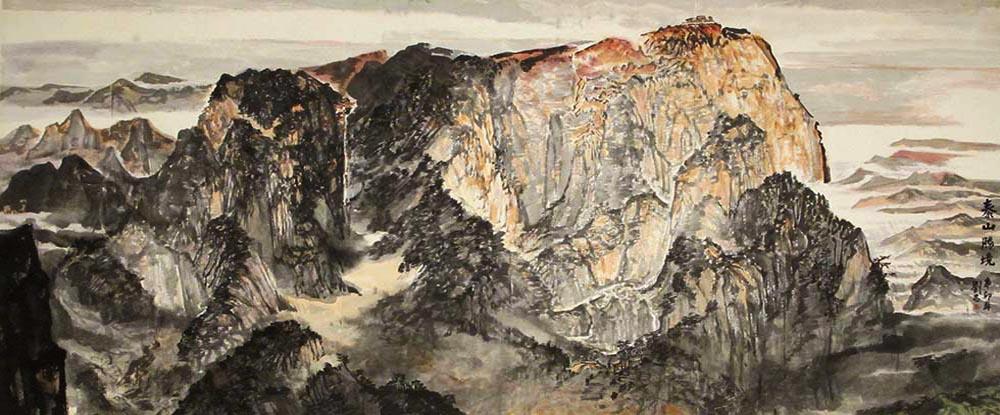刘罡中国画作品网上展厅
