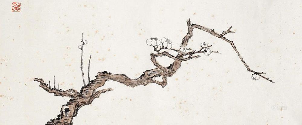 陆抑非中国画作品网上展厅
