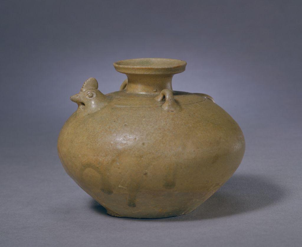 故宫藏西晋时代陶瓷赏析