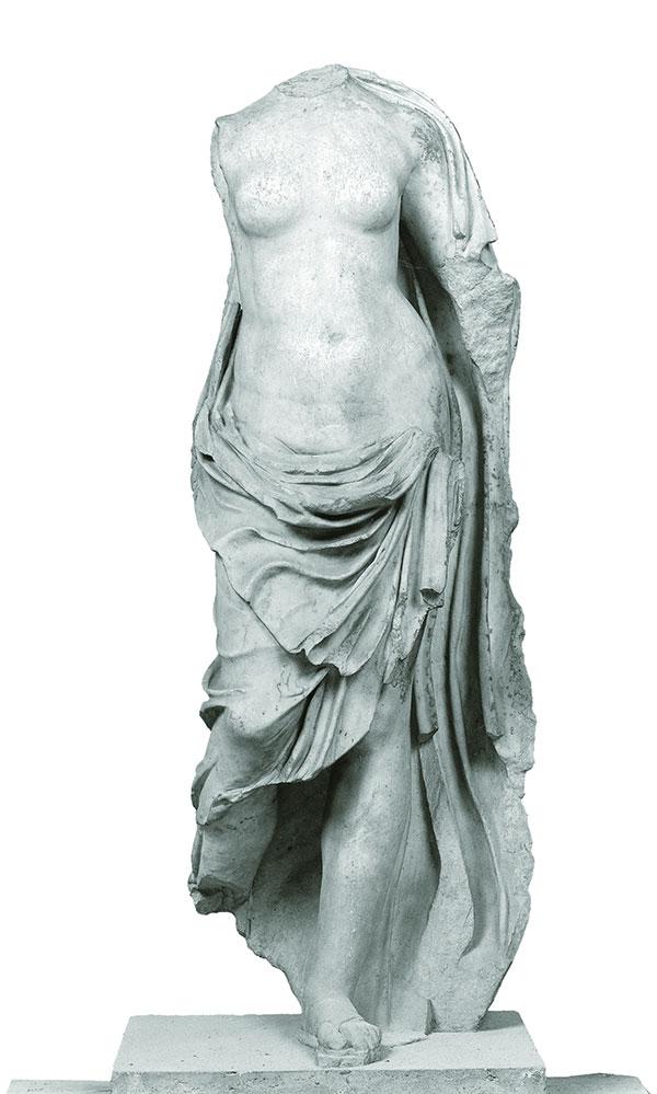 阿弗洛狄忒大理石雕像