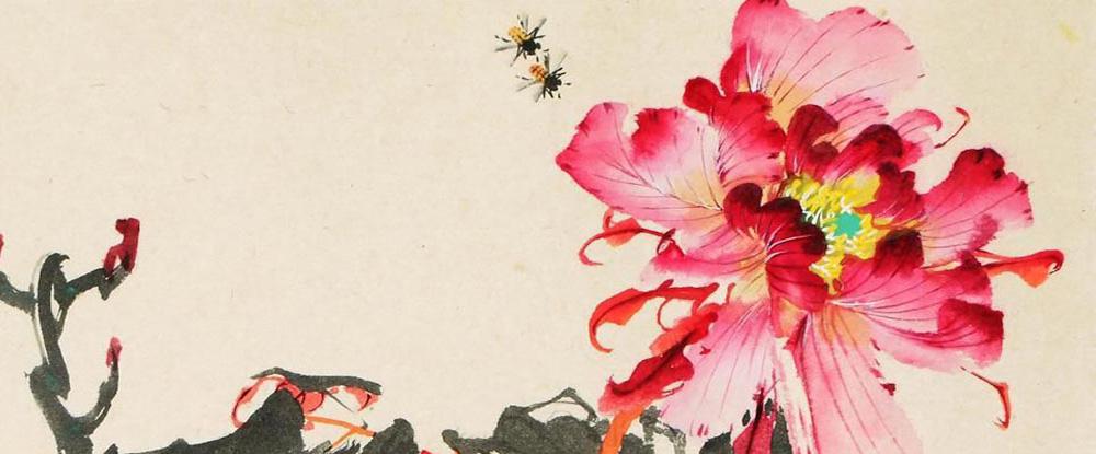 赵少昂中国画作品网上展厅